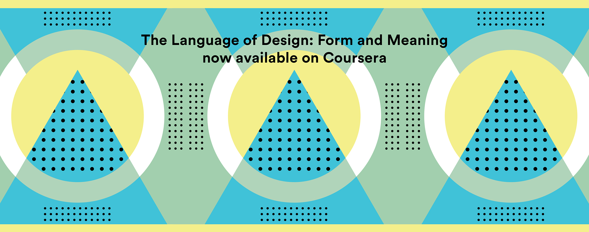 The Language of Design: Form and Meaning